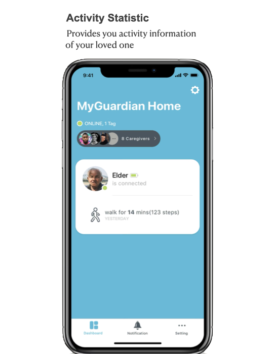 MyGuardian Home